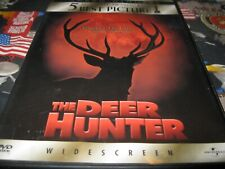 The Deer Hunter (Dvd, 1998, Limited Edition Widescreen)