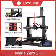 Gebraucht ! ANYCUBIC i3 Mega Zero 2.0 FDM 3D Drucker 220x220x250mm Resume Druck