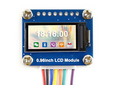 General 0.96inch LCD Display Module IPS Screen 160x8 HD Resolution SPI Interface