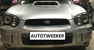 Morette Headlights Headlamps fits Subaru Impreza Blobeye