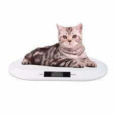 Comfort Curve Shape Baby& Pets Scale 3 Modes KG ST DOG CAT ANIMAL SCALE