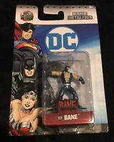 "DC Comics Nano Metalfigs BANE DC59 2"" Die-Cast Metal Figure Wave 4 Metalfig"