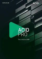 ACID Pro 8 Digital key (Original)