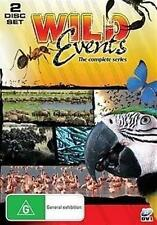 WILD EVENTS The Complete Series 2DVD NEW