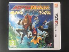 RPG Maker Fes 3DS *New & Sealed*