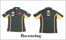 Original Honda T-Shirt , Hemd , HRC , Gas , Racing , Repsol , Größe S , blau