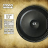 "CT Sounds Tropo Pro Audio 10"" S4 Car Audio Shallow Mount PA Speaker (1 Speaker)"