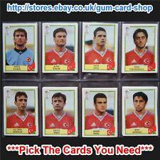 ☆ Panini Euro 2000 Turkey / Türkiye (VG) *Pick the Stickers You Need*
