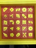 Vintage Action GT Perfection Board Game - Spare / Replacement Playing Pieces