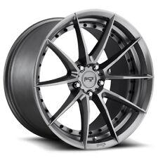 Staggered Niche M197 Sector Front:20x9, Rear:20x10.5 5x112 Gunmetal Wheels Rims