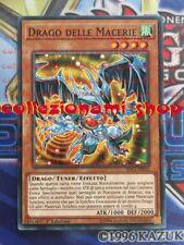 SDCL-IT016 Drago delle Macerie - Debris Dragon - COMUNE - CARTA IN ITALIANO