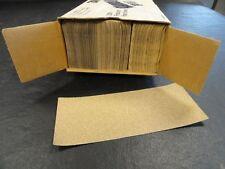3M 230N Production Sanding Paper Sheets Set Of (390) 100-C Grade 051144-02174