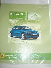 Renault Megane Sport Hatch & Hatch Rush Special Edition brochure Jan 2005