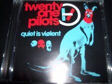 21 Twenty One / Twentyone Pilots Quiet Is Violent Australian CD EP - New