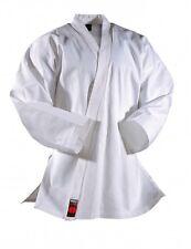 Danrho Karateanzug Shiro Plus weiß Größe 130-140, Judo, Jujutsu, MMA, Jiu Jitsu