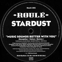 "12"" Stardust - Music Sounds Better With You (original Roulé / Roulé 305)"