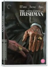 The Irishman (The Criterion Collection) [DVD] RELEASED 30/11/2020
