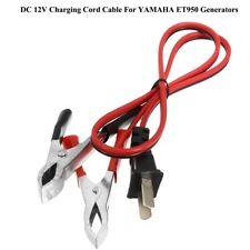 12V Batterie Ladekabel Stromgenerator Stromerzeuger Für YAMAHA ET950 ED