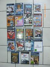 Diverse PS2 Spiele neue und gebrauchte