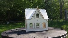 Dollhouse wooden kit