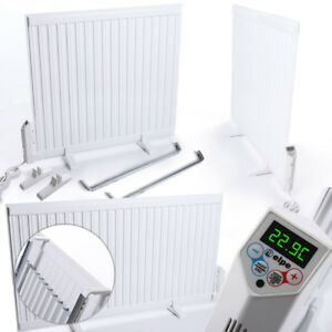 Paneelheizkörper Elektroheizung Ölradiator Heizgerät eXtrem Sparsam mit LCD