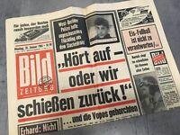 Bildzeitung 20. Januar 1964 BILD Zeitung 20.01.1964 * 54. 56. 57. 58. Geburtstag