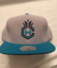 Charlotte Hornets Mitchell & Ness NBA The Cloud Snapback Cap Hat 178AZ NWT