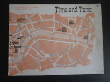 BBC Time and Tune  - Spring 1970 - Children Songbook