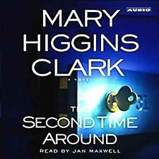 Mary HIGGINS CLARK / The SECOND TIME AROUND     [ Audiobook ]