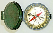 Pocket Compass by Taylor Instruments co.1 3/4 diameter, Excellent Condition