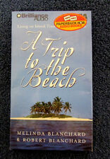 "Cassette Audio Book - MELINDA / ROBERT BLANCHARD ""A TRIP TO THE BEACH"" CD79"