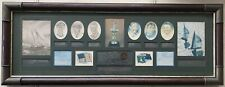 The America's Cup 1983 Signed By Ben Lexcen Framed Memorabilia