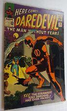 DAREDEVIL #10 RED COSTUME  VG+
