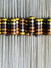 Allen Bradley Carbon Composite Resistors 14 Watt Tol 5 330 Ohms 10 Pcs