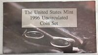 1996 UNITED STATES MINT UNCIRCULATED COIN SET