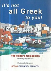 It's not all Greek to you! Book The Cheap Fast Free Post