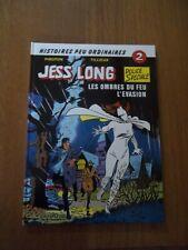 Jess Long: Les ombres du feu l'évasion-T2a-C-RE-1987