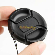 52mm Snap Lens Cap Cover For Sony, Nikon, Olympus, Pentax, Panasonic, Fuji 52 mm