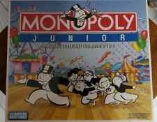 Monopoly Junior 1990 Vintage Unopened