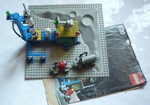 LEGO 920 -  ROCKET LAUNCH PAD  – ANNÉE 1979 – AVEC NOTICE