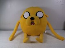 "Adventure Time Jake the Dog 16"" Lg Plush Stuffed Toy Character Cartoon Network"