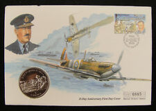 New listing Isle Of Man Crown Coin Covers 1994 Pnc Fdc, D-Day Anniversary