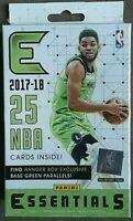 2017-18 Panini Essentials Basketball Hanger Box NEW FACTORY SEALED