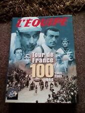L' Equipe  Tour de France 100 ans  book set