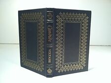 Easton Press Voltaire Candide Gold Gilt Leatherbound Collector's Edition 1977