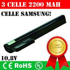 Battery for Netbook hp Compaq Mini 210-1010 Mini-1020 2200 Mah