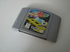 Nintendo 64 Cartridge only TESTED CLEANED MRC Multi Racing Championship N64 USED