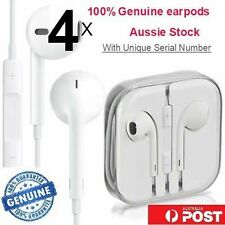 Apple Double Earpiece Mobile Phone Headsets