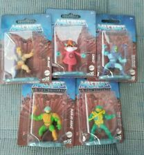 MASTERS OF THE UNIVERSE Micro Collection 5 Figure Set Skeletor He-Man Orko
