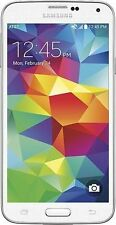 Samsung Galaxy S5 G900A 16GB White Unlocked T-mobile AT&T GSM Phone
